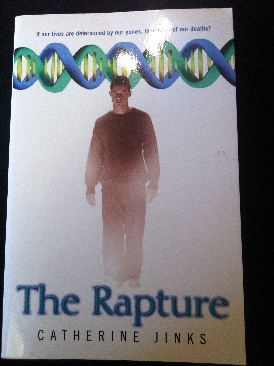 The Rapture -  cover