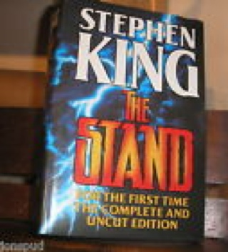 The Stand - Calf-Binding cover