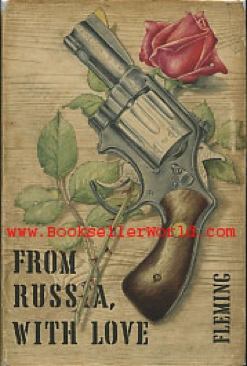 From Russia With Love - Hardcover cover