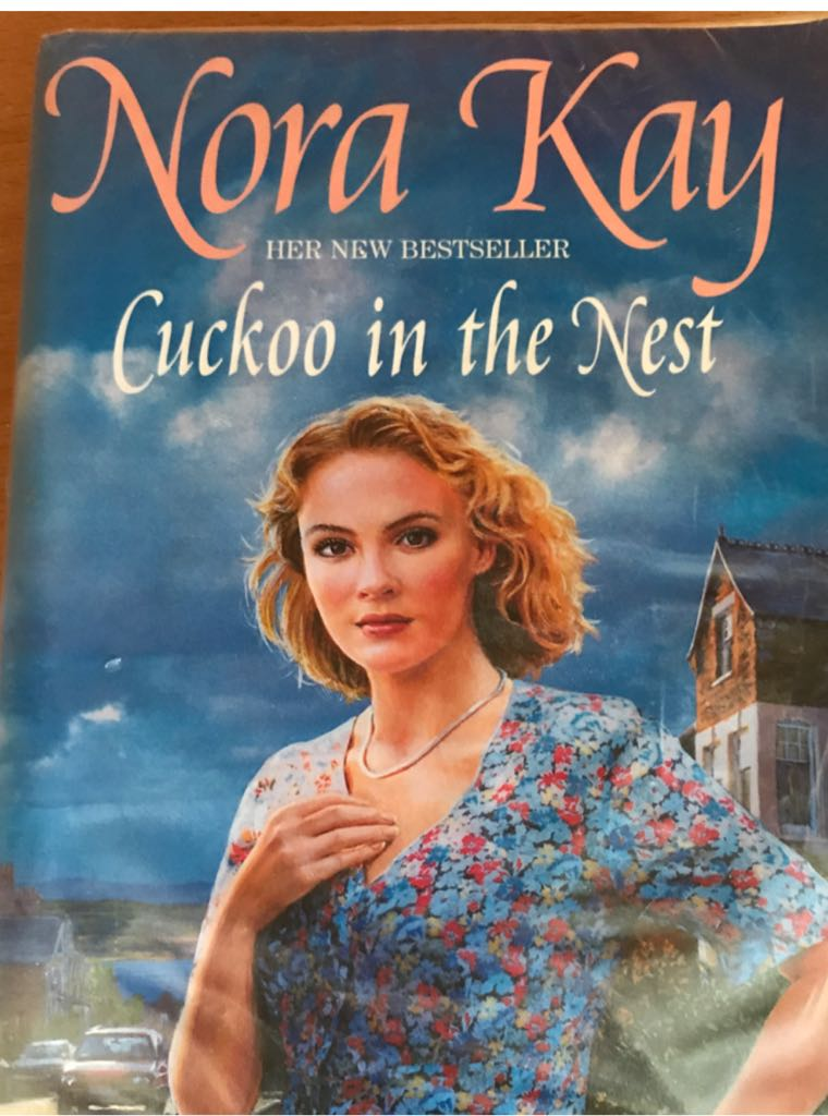 Cuckoo In The Nest - Hardcover cover