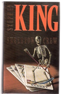 Skeleton Crew - Paperback cover