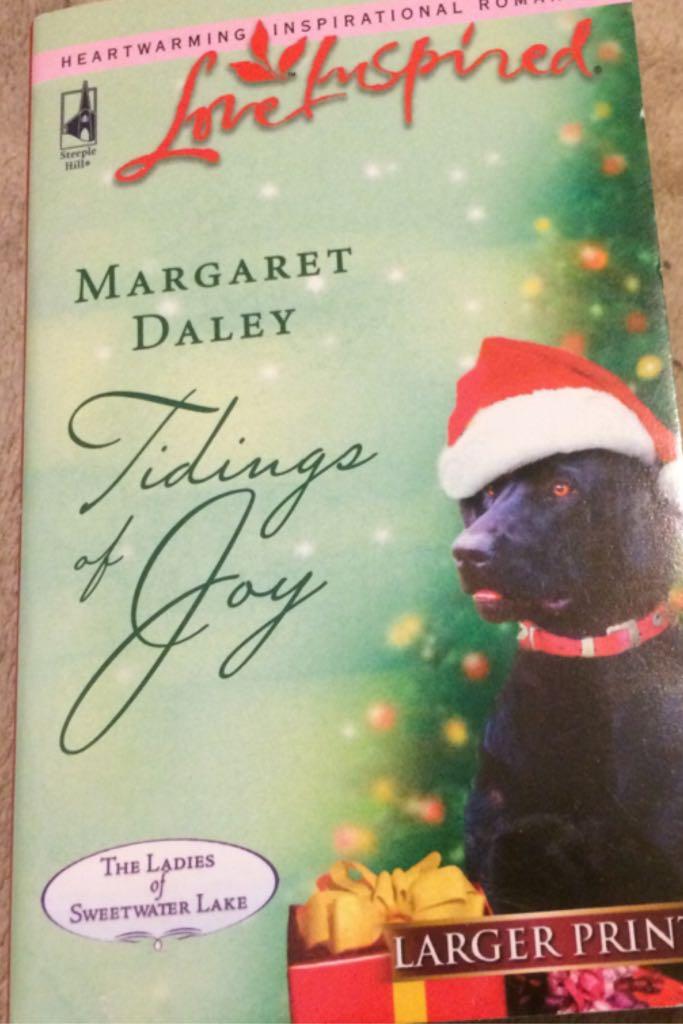 Tidings Of Joy - Paperback cover