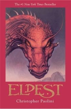 Eldest - eBook cover