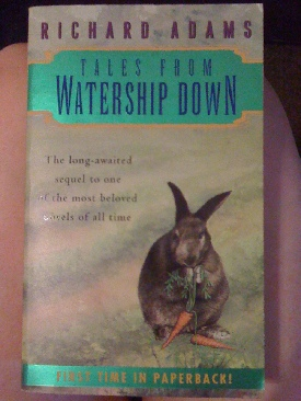 Tales from Watership Down - Paperback cover