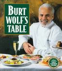 Burt Wolf's Table -  cover