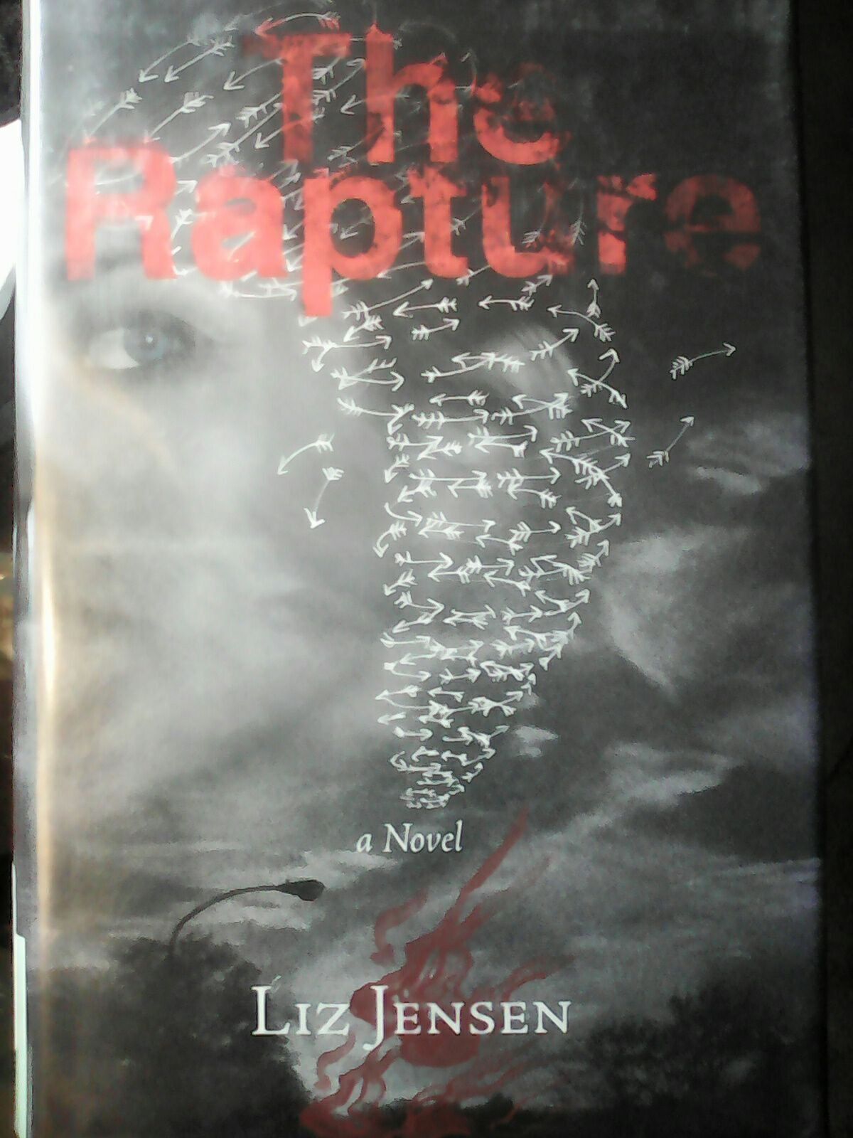 The Rapture - Hardcover cover