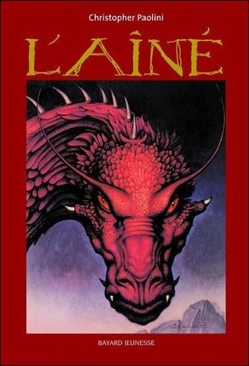 Eldest - Paperback cover