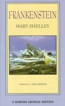 Frankenstein (Norton Critical Editions) - Paperback cover