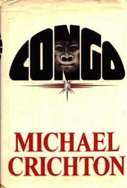 Congo - Paperback cover