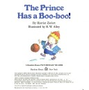The Prince Has a Boo-boo! -  cover