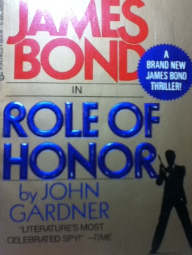 Role of Honor - Paperback cover