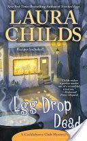 Egg Drop Dead - Paperback cover