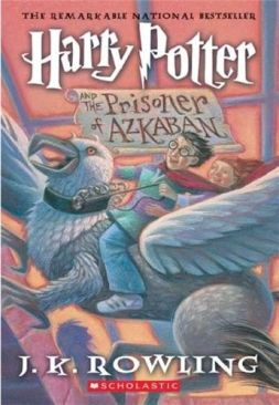 Harry Potter and the Prisoner of Azkaban - Paperback cover