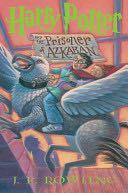 Harry Potter and the Prisoner of Azkaban - Paperback cover