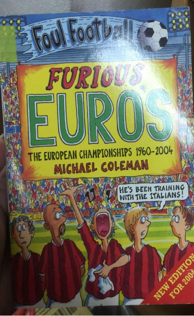 Furious Euro's -  cover