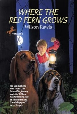 Where the Red Fern Grows - Hardcover cover