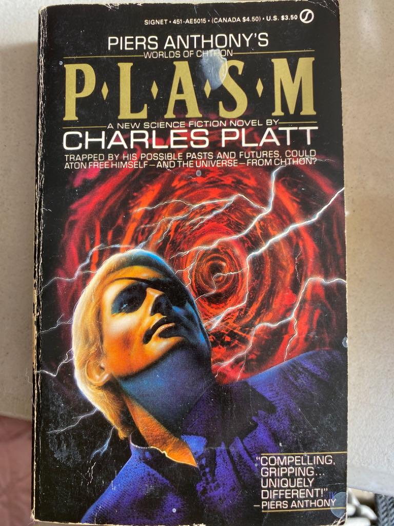 Plasm -  cover