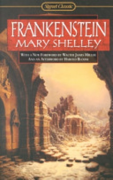 Frankenstein - Trade Paperback cover