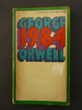 1984 - Paperback cover