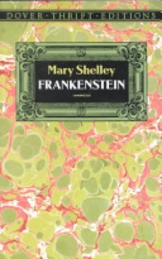 Frankenstein - Trade Paperback cover