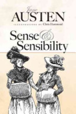 Sense and Sensibility - Hardcover cover