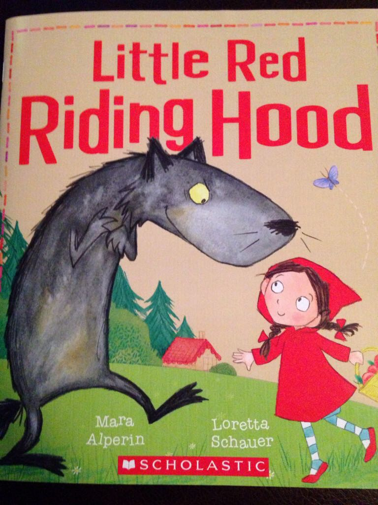 an introduction to the different versions of little red riding hood The classic fairy tales has 2,769 little red riding hood, beauty and the beast it includes several different versions of the same.