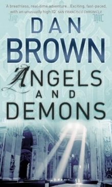 Angels and Demons - Hardcover cover