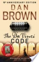 The Da Vinci Code - Paperback cover