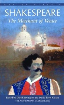 Merchant of Venice -  cover