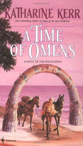 A Time Of Omens - Paperback cover