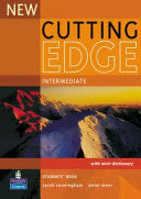 New Cutting Edge -  cover
