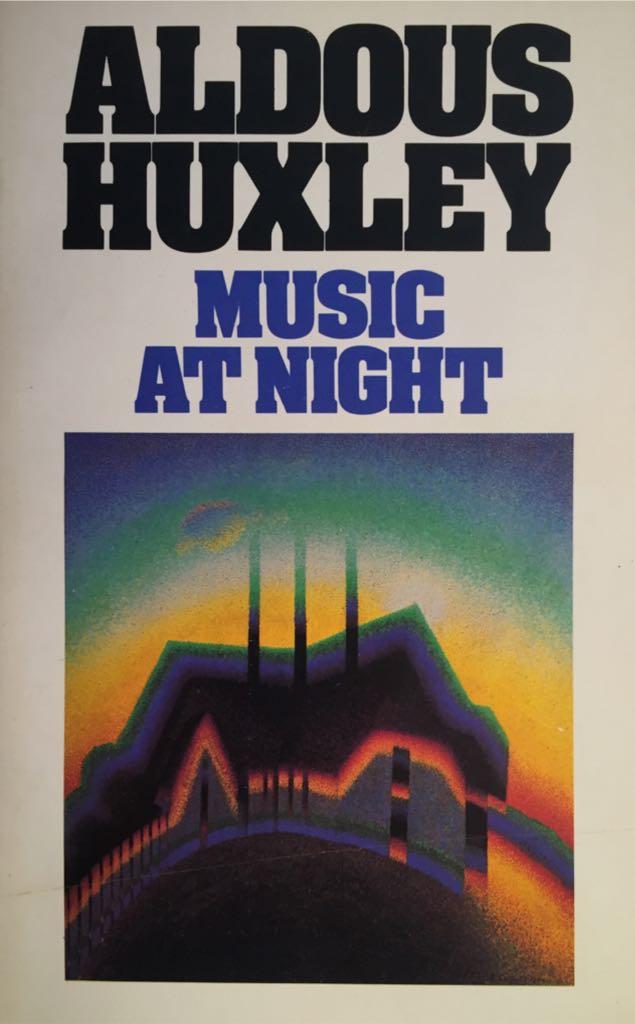 huxley essays Essays and criticism on aldous huxley - critical essays.