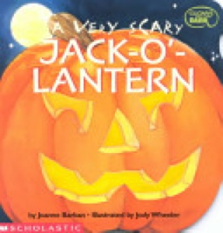 H: A Very Scary Jack-O-Lantern (mini) - Paperback cover