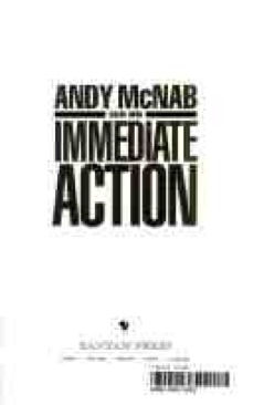 Immediate Action - Paperback cover