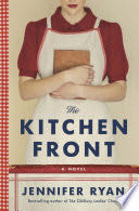 The Kitchen Front - Hardcover cover