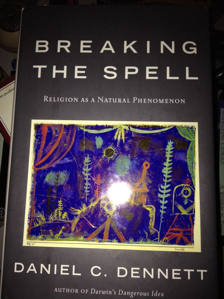 Breaking the Spell - Hardcover cover