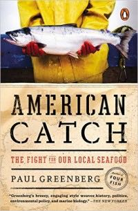 American Catch: The Fight for Our Local Seafood - eBook cover