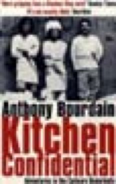 Kitchen Confidential - Paperback cover