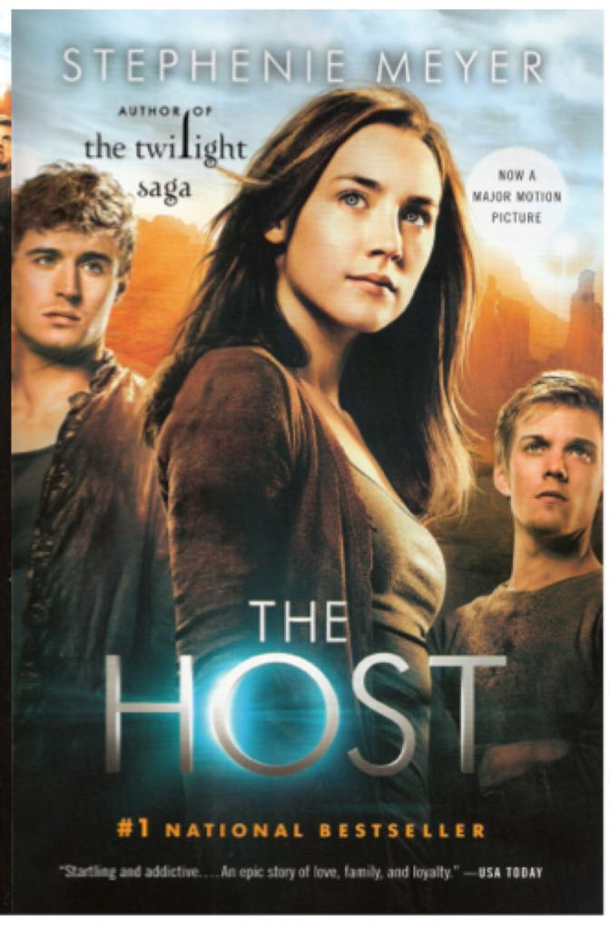 The Host - Trade Paperback cover