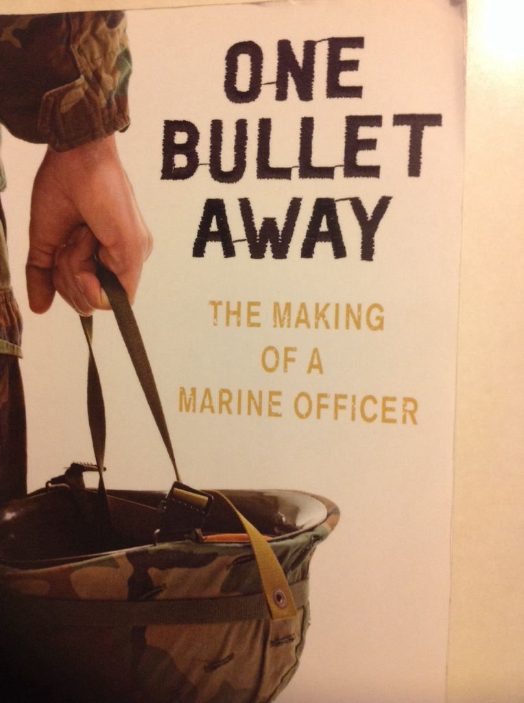 One Bullet Away - Hardcover cover