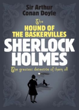 The Hound Of The Baskervilles The Play -  cover