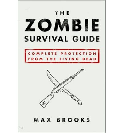 The Zombie Survival Guide - Trade Paperback cover