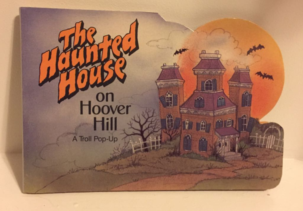 H: The Haunted House (mini) - Hardcover cover