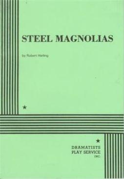 Steel Magnolias - Paperback cover