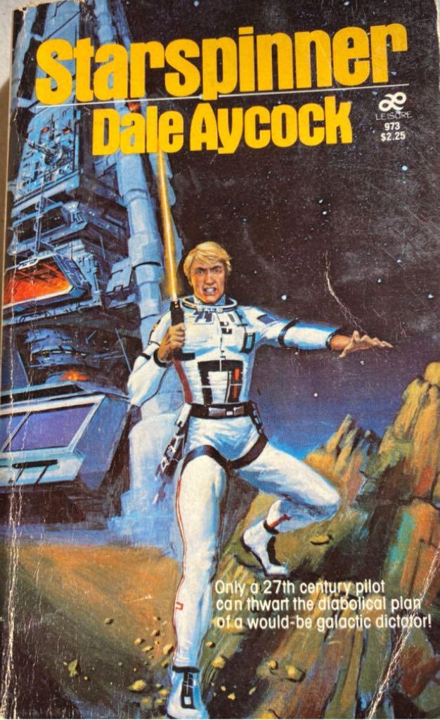 Starspinner -  cover