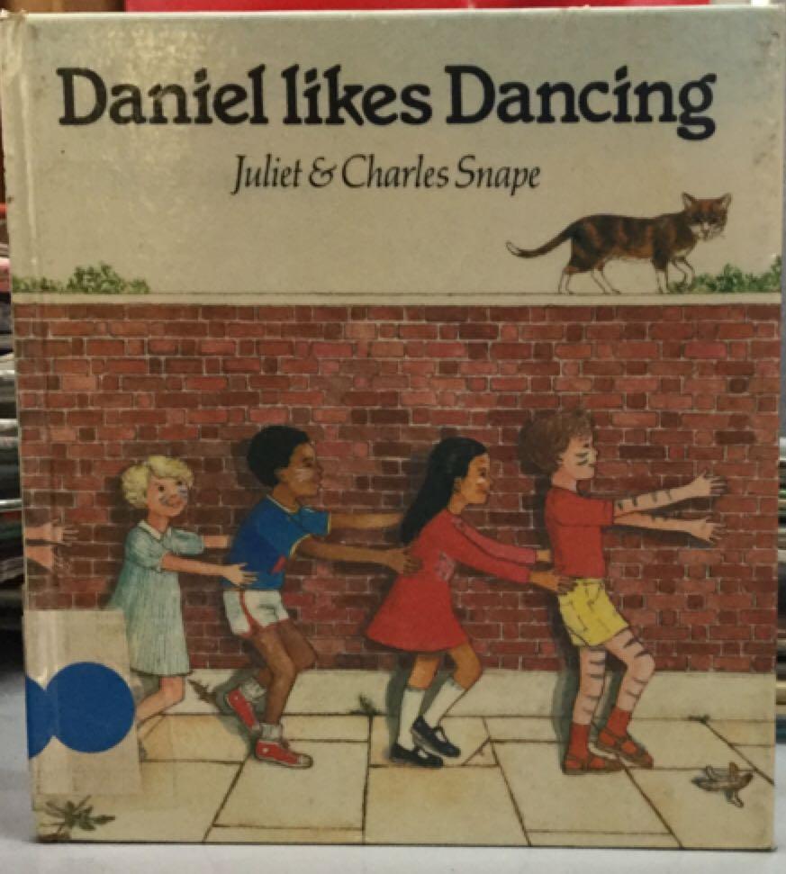Daniel Likes Dancing -  cover