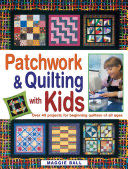 Patchwork and Quilting with Kids -  cover