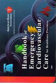 Handbook of Emergency Cardiovascular Care for Healthcare Providers 2002 - Paperback cover
