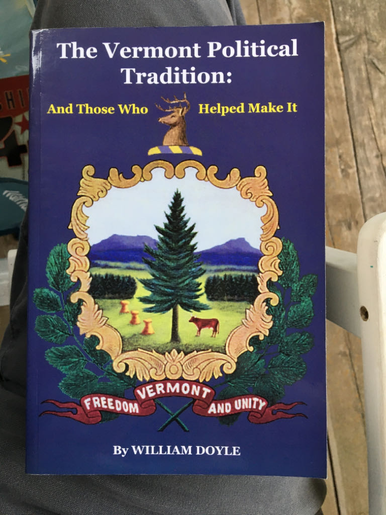 The Vermont Political Tradition - Paperback cover