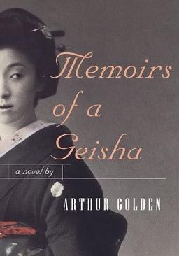 Memoirs of a Geisha - Paperback cover